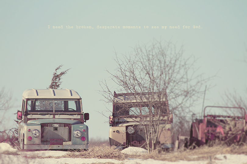 abandoned cars, inspirational quote, broken but strong quotes