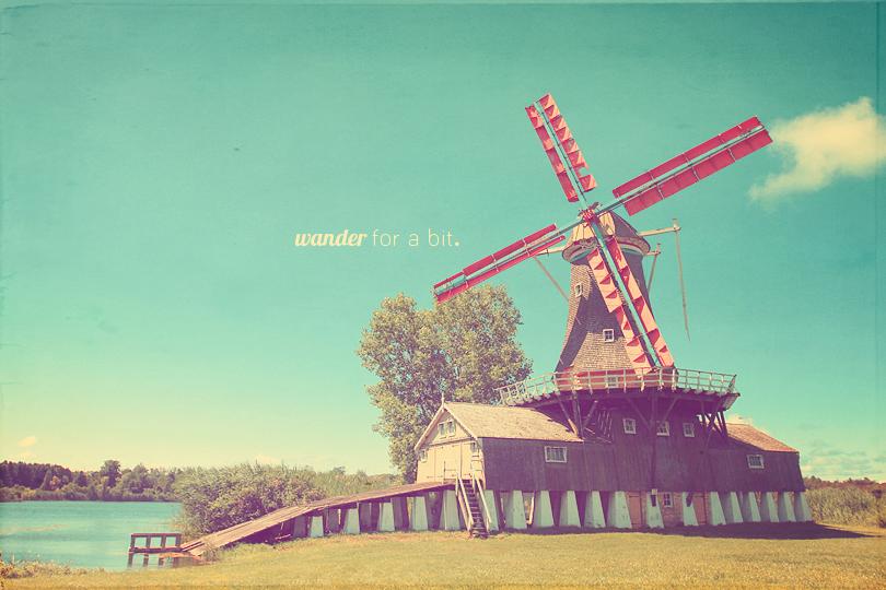 windmill dutch