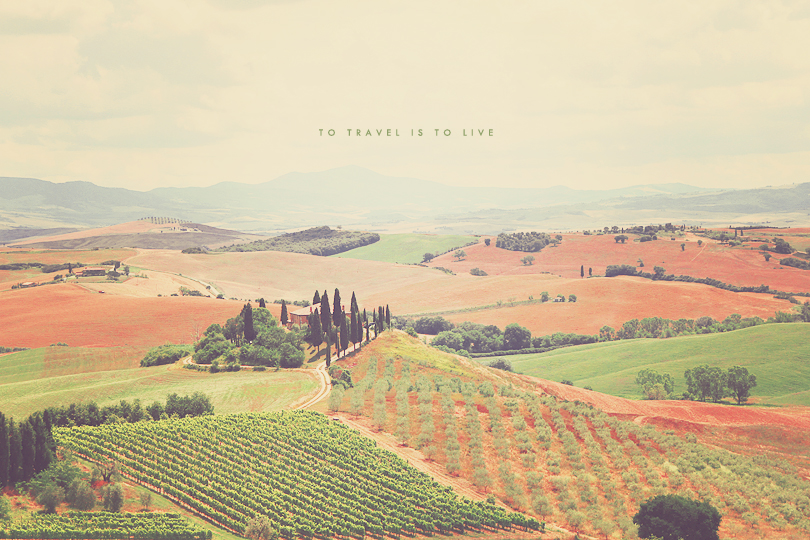 Podere Belvedere, Tuscany, Tuscan Landscape Photography, Nostalgic Art with Europe Travel Tips