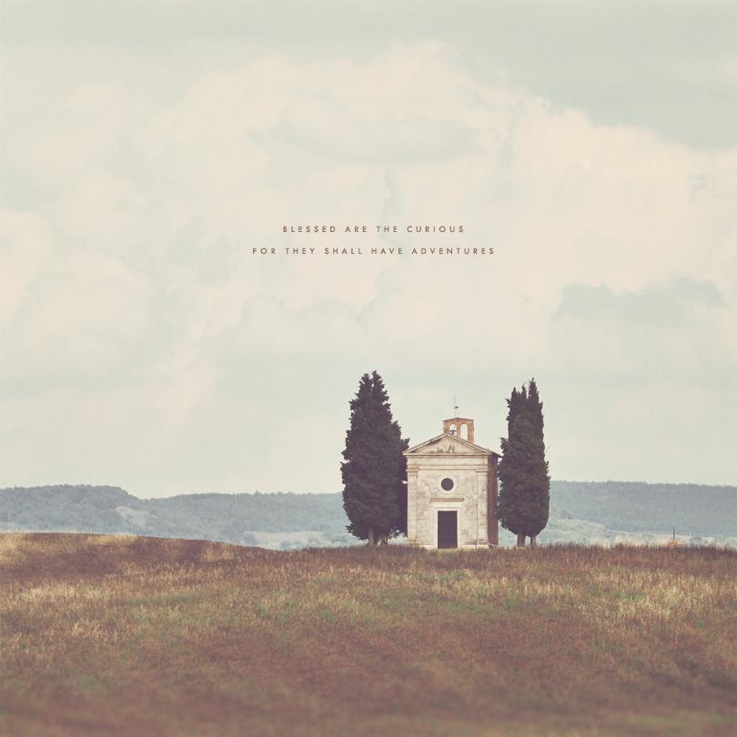 madonna la vitaleta chapel, val d'orcia art, tuscany photography, italy rolling hills