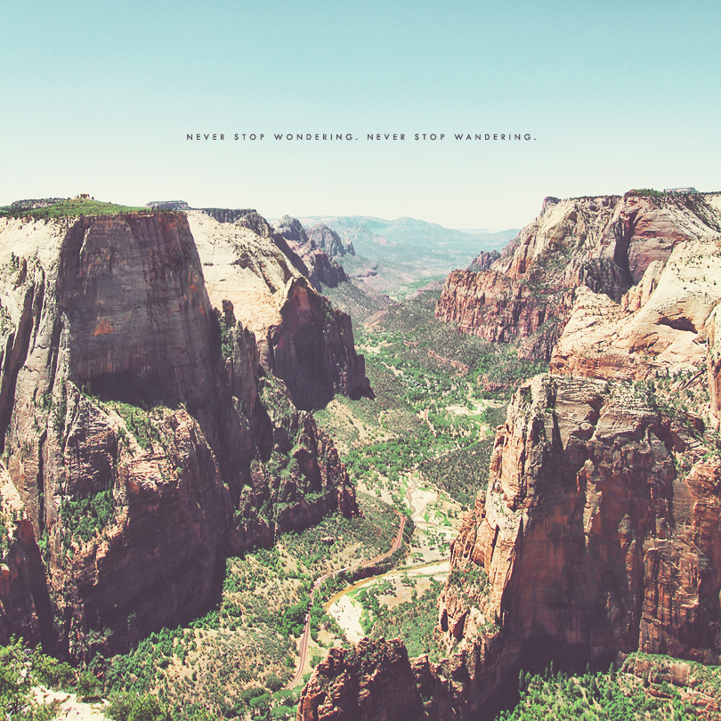 zion national park, zion photography, zion art print