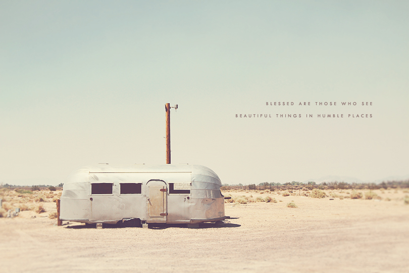 trailer on route 66