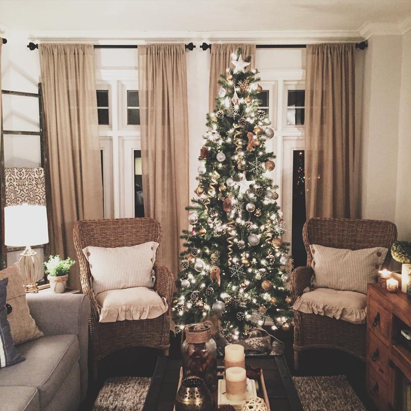 Christmas decor, christmas tree, holiday decor