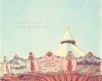 Carousel in Arles