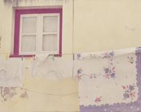 Clothesline in Lisbon