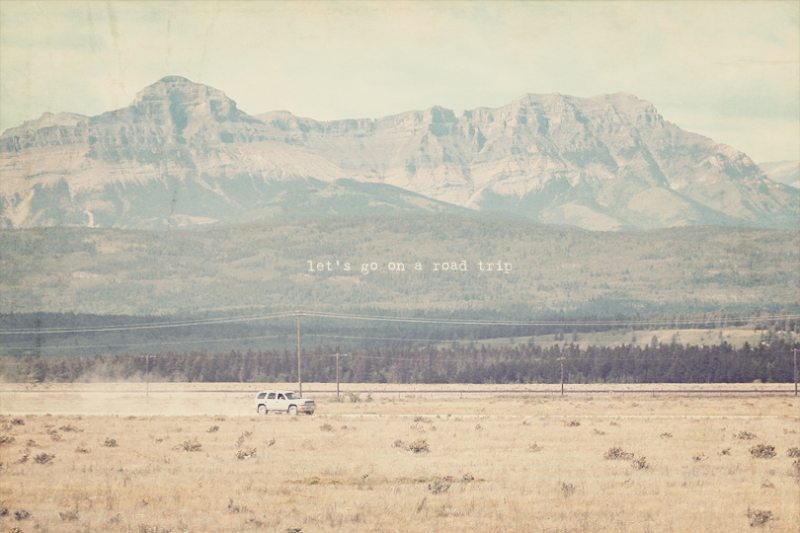 Travel Photography - Rocky Mountain Road Trip