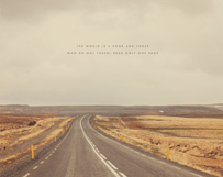 Iceland Open Road