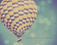 Yellow Balloon Ride