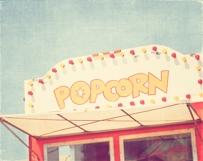 Carnival Popcorn Stand