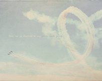 Jet Plane Swirls