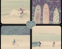 Surf Love Set