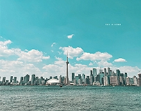 View from Toronto Island