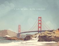 Heart's in San Francisco